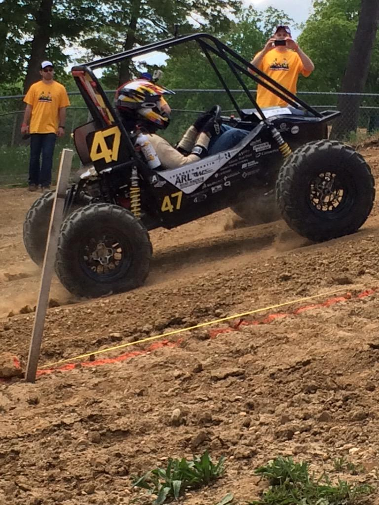 Baja SAE Maryland competition hosted by UMBC Racing!