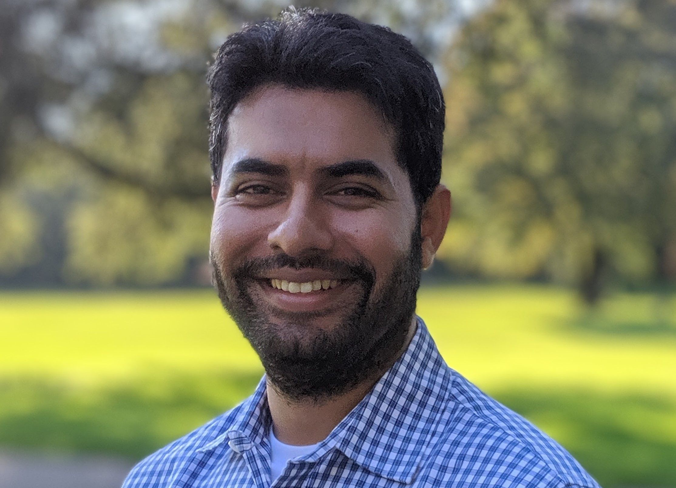 Welcome to our new faculty, Dr. Ankit Goel!